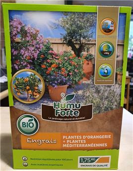 HumuForte Engrais BIO Orangerie 1.75 kg