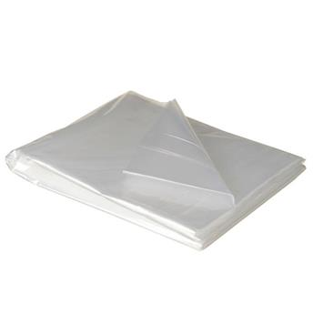 Bache film polyethylence transparent 2 x 10 m 50µ