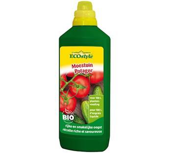 Ecostyle Engrais pour potager liquide 1l Bio