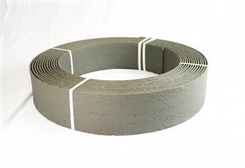 Eco bordure NOIRE 12 cm rlx L 10 m Ecostyle