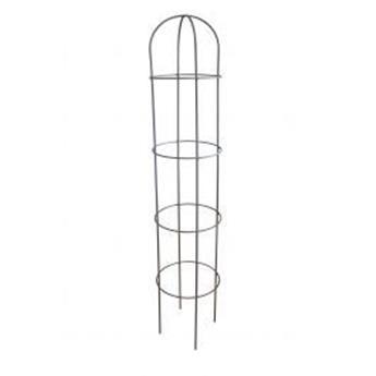 Obelisque Obélisque anthracite Ht 200 cm