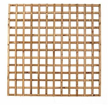 Panneau espalier 180 180 bois traités FSC (KW-0564)