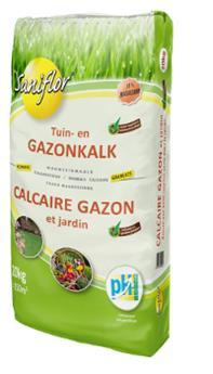 Sani Calcaire 20 kg gazon et jardin