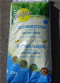 Sani Engrais gazon 20 kg + bacteries