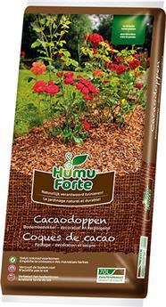 Coques écorces de cacao 70l