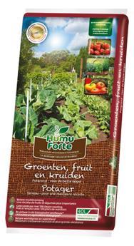 HumuForte Terreau 40 l potager fruits BIO
