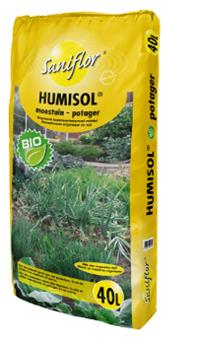Sani Humisol Potager Fruitiers 40L BIO