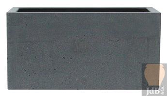 Polystone jumbo rect 120 cm XL (JDB)