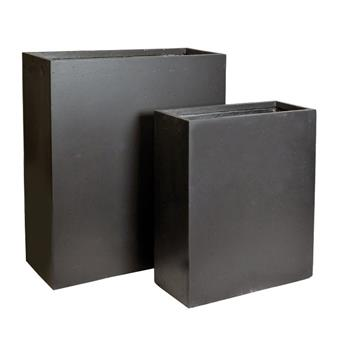 Clayfibre Terrace Part Anthracite L80 W30 H92 (Mg)