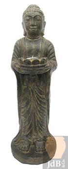Bouddha candle Lotus Ht 50 cm (JDB)