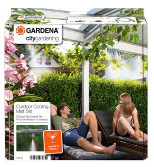 Gardena Brumisateur Kit city Gardening